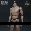 【WorldBox】AT-013 DURABLE BODY Dad Bod 1/6スケール 男性ボディ素体