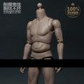 【WorldBox】AT-013 DURABLE BODY Dad Bod 1/6スケール 男性ボディ素体