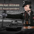 【DID】D80098 SS-Hauptsturmfuhrer Michael Wittmann ミハエル・ヴィットマン親衛隊大尉 戦車兵