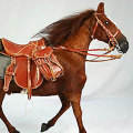 【DID】ULTIMATE REALISTIC HORSE for all era Trotting 馬(歩く)茶