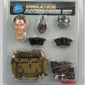 【DID】E60037 Deluxe Accessories set(ヘッド&ドイツ軍装備セット)