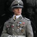 【DID】D80080 Sicherheitsdienst SS-Standartenfuhrer France 1943 Hans ナチス親衛隊情報部大佐 ハンス