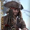 【ホットトイズ】DX#15 『パイレーツ・オブ・カリビアン/最後の海賊』 1/6スケールフィギュア ジャック・スパロウ