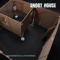 【MiniTimesToys】MT-M025 1/6 SWAT Police Shoot House 情景セット 1/6スケール 射撃訓練場
