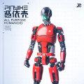 【PEWPEWGUN】PEW01 1/6 Robotic Nude Body 憑依売 PINYIKE TEST TYPE (赤) 1/6スケールフィギュア