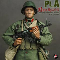 Soldier Story】1/6 : PLA Counterattack against Vietnam in Self ...