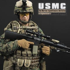 【Soldier Story】1/6 USMC 2nd MARINE EXPEDITIONARY BATTALION IN AFGHANISTAN アメリカ海兵隊 第2海兵遠征大隊