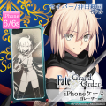 『Fate/Grand Order』×『GILD design』iPhone6/6sケース  セイバー/沖田総司 白レーザーver.