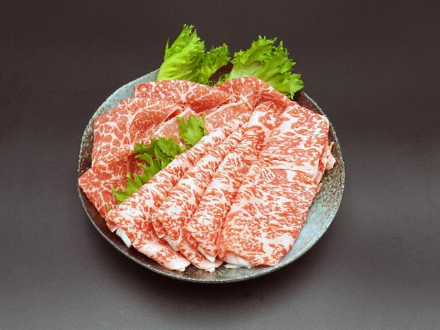 広島牛モモローススライスセット