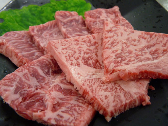 広島牛ロース焼肉用