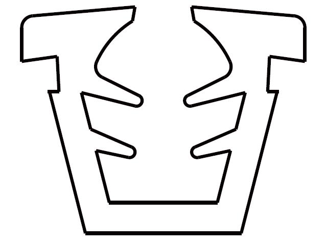 トステム9ミリ開口溝幅用U型グレチャンビード130m巻
