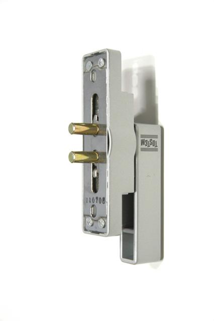 トステム ビル用サッシTBH70-2用 クレセント錠(大) BZC113 二重ロックなし