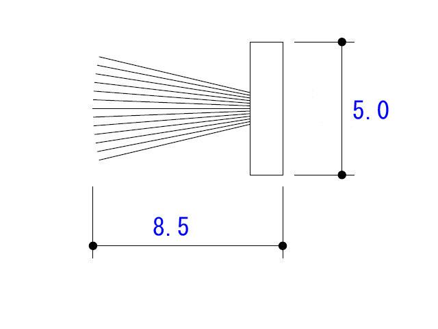モヘア5.0×8.5 YKK 2K25722 【ネコポス可】