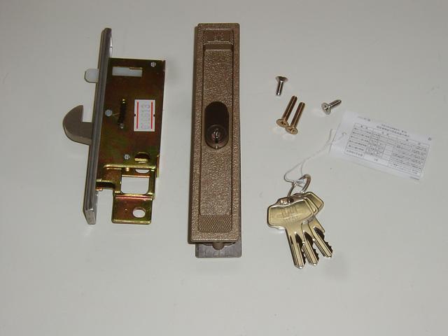 YKK 玄関引戸錠 2型用 HHJ0403