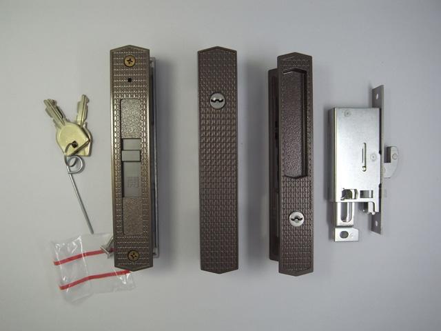 YKK 玄関引戸H=1849用 錠セット