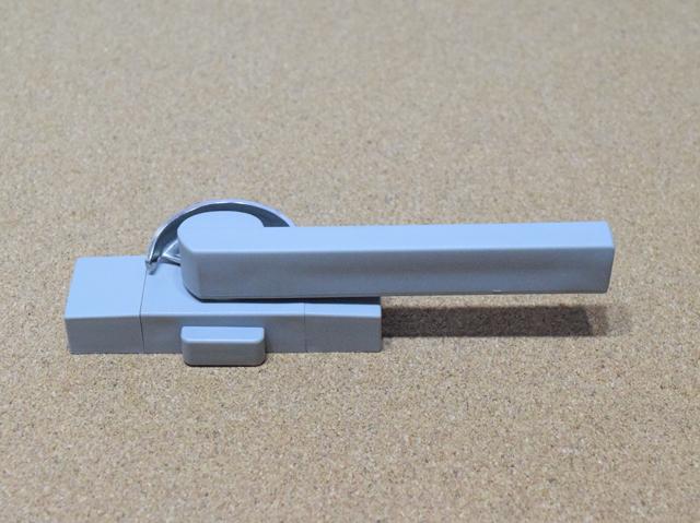 新日軽 ビル用サッシクレセント錠 CL1252(SVQ64)