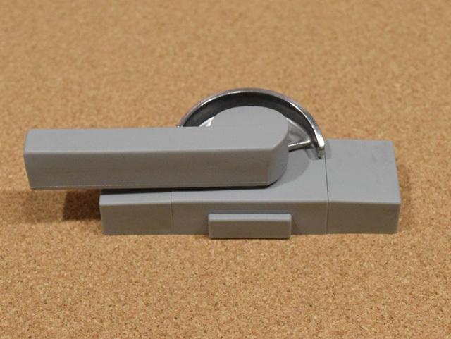 新日軽 ビル用サッシクレセント錠 CL1253(SVQ65)
