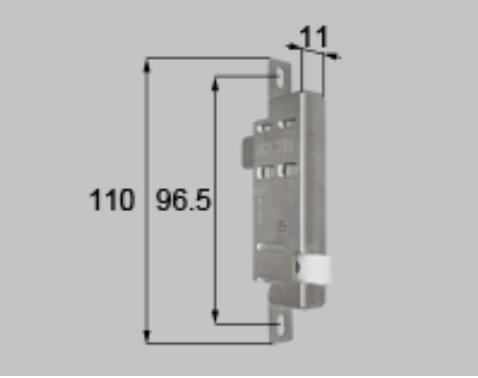 トステム折れ戸誤閉鎖防止装置BCP318