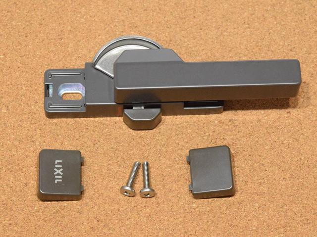 トステム ビル用サッシPRO70用 クレセント錠(大) BZC271 二重ロック付き