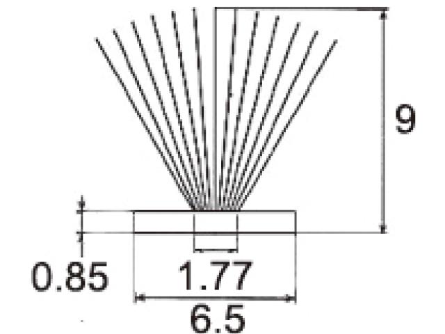 モヘア 6.5×9.0 トステムHAA241 【ネコポス可】