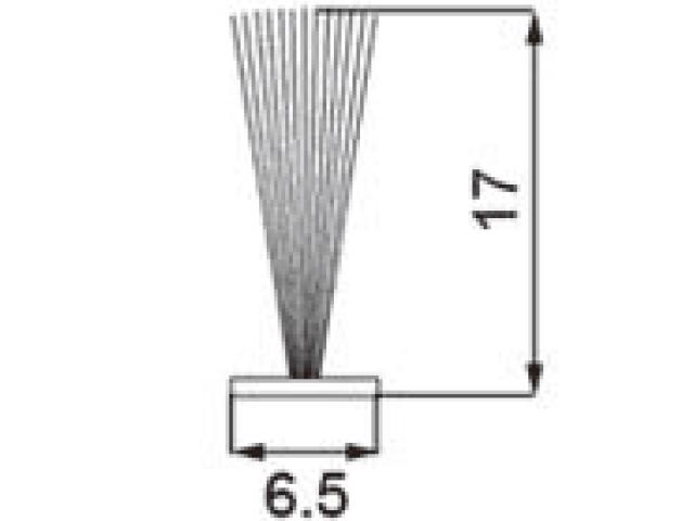 モヘア 6.5×17.0 トステムHABT950A