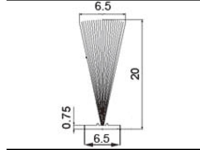 モヘア 6.5×20.0 トステムHACT235