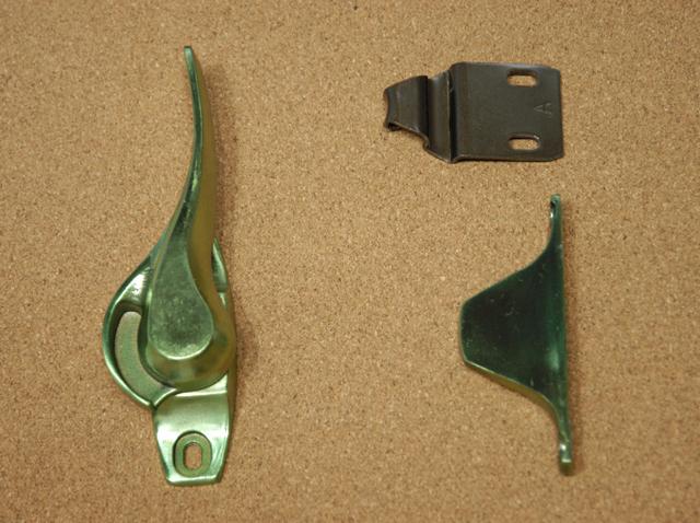 トステム・サンテラスA型 クレセント錠 J7P0004A