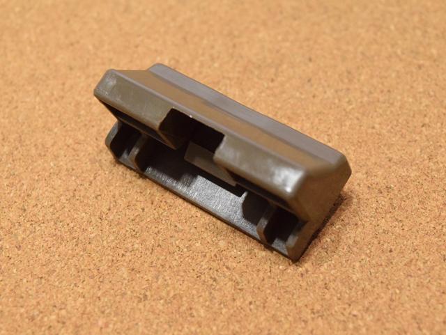 トステム アトモステラス戸用 下枠ストッパー PJ51C  【クリックポスト可】