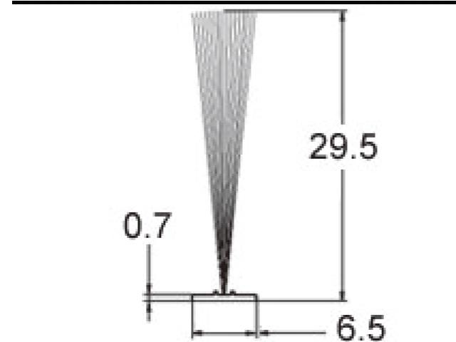モヘア 6.5×29.5 トステムQDLT450