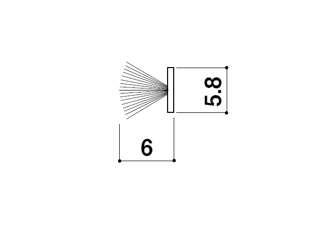 モヘア 5.8×6.0 トステム YDF245 【ネコポス可】