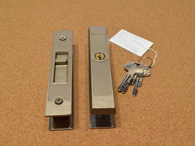 YKK 玄関引戸錠 70用 HHJ0399