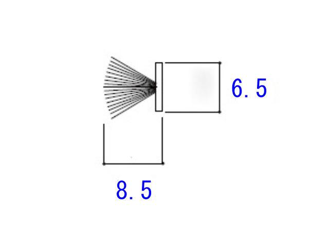 モヘア6.5×8.5 YKK K23242 【ネコポス可】