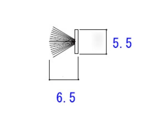 モヘア5.5×6.5 YKK K25068 【ネコポス可】