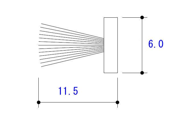 モヘア6.0×11.5 YKK K27199 【ネコポス可】