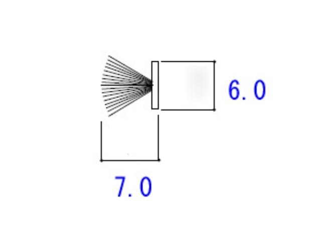 モヘア6.0×7.0 YKK K6401 【ネコポス可】