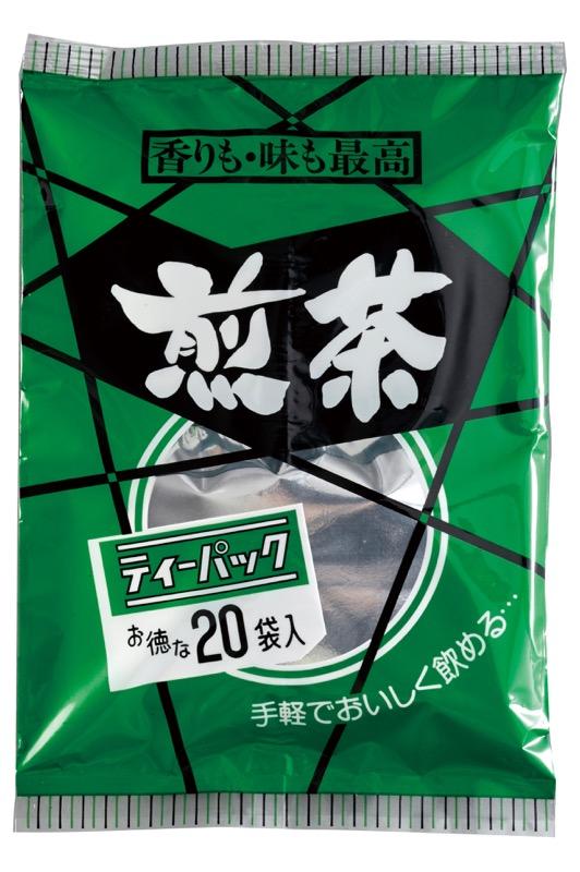 煎茶ティーパック 6g×20袋入り