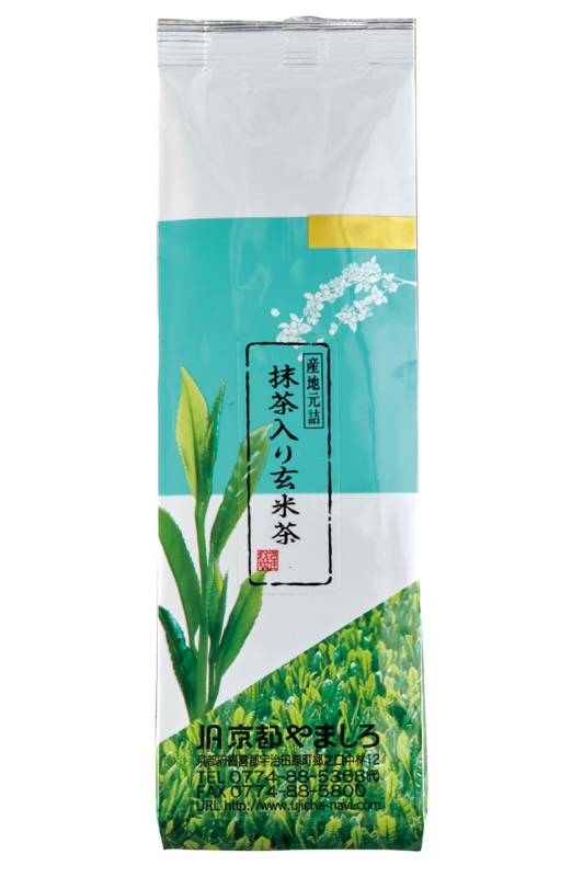 抹茶入り玄米茶 100g~
