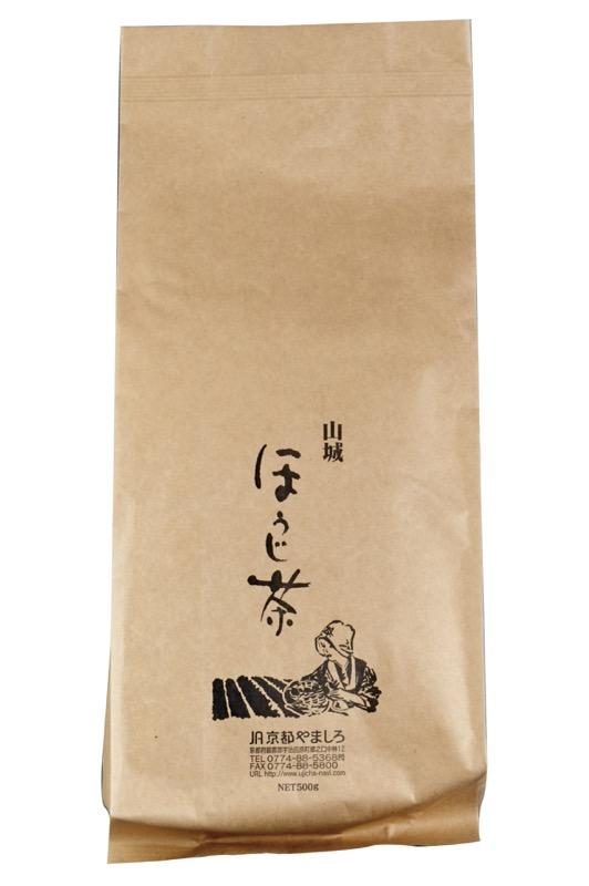 山城ほうじ茶 500g