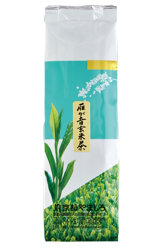 かりがね玄米茶 100g