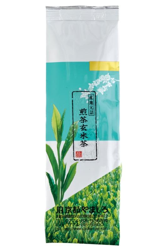 煎茶玄米茶 100g