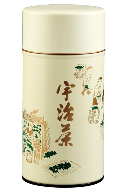 宝玉(かぶせ茶) 180g缶入り