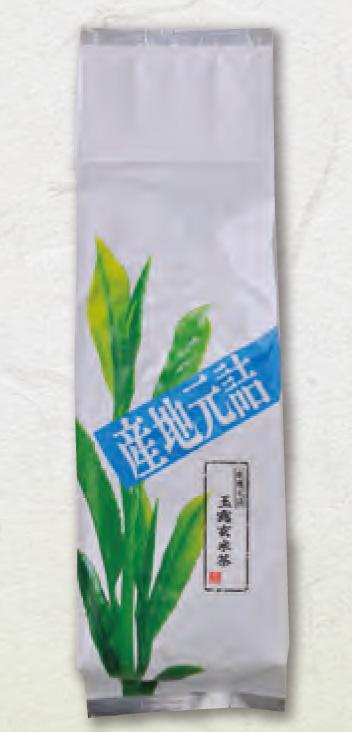 玉露玄米茶500g袋