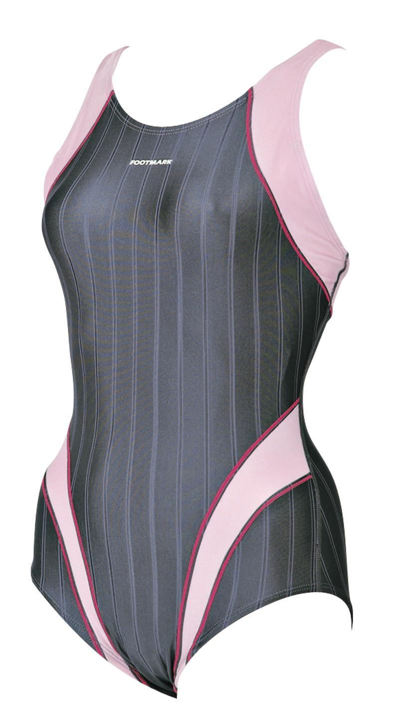 【4L5L】女性用水着Yバックワンピース シャープライン(競泳タイプ)