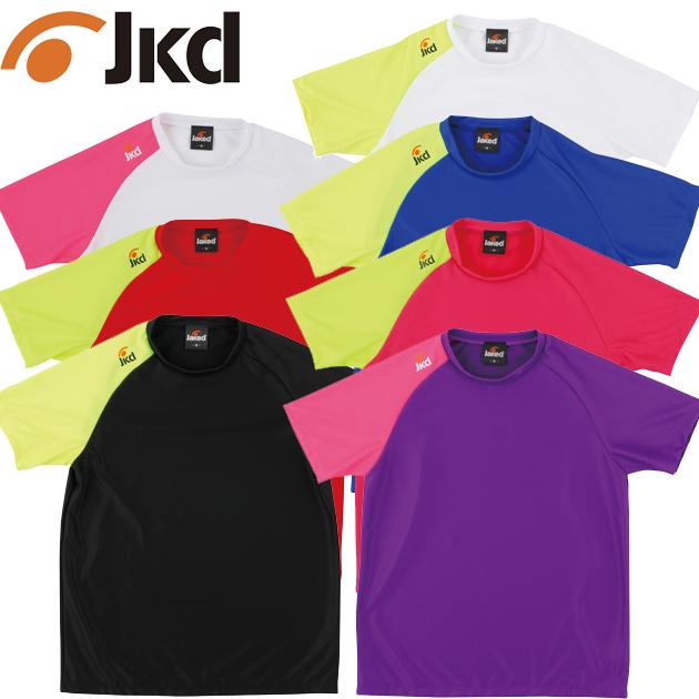 Jaked ドライTシャツ(アシンメトリー)830116