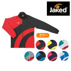 【Jaked】2016SS J004 ウォームアップジャケット 830120 130-3L