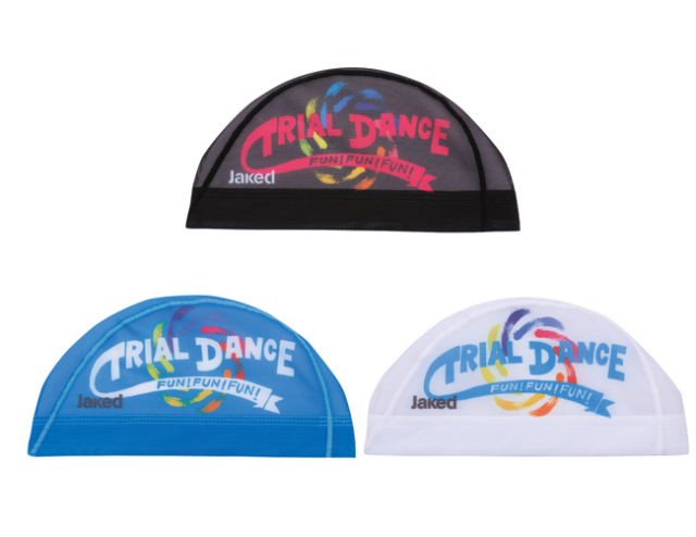 Jaked  プリントメッシュキャップ  TRIAL DANCE   830059