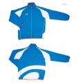 Jaked J001 ウォームアップジャケット ブルー