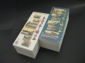 【大揃い一筆箋】20冊パック 東海道五十三次 表紙青 表紙白