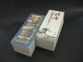 【大揃い一筆箋】20冊パック 富嶽三十六景 表紙大浪、東海道五十三次 表紙青