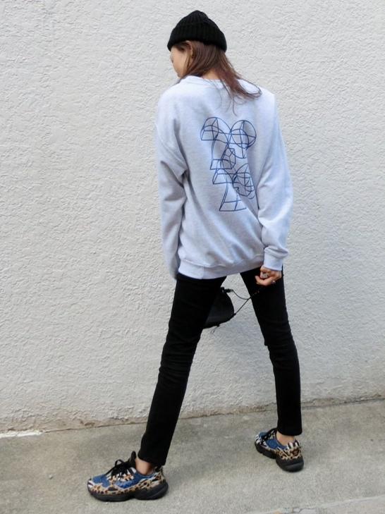 CHAPTERCOMPANY / 2020 sweatshirt